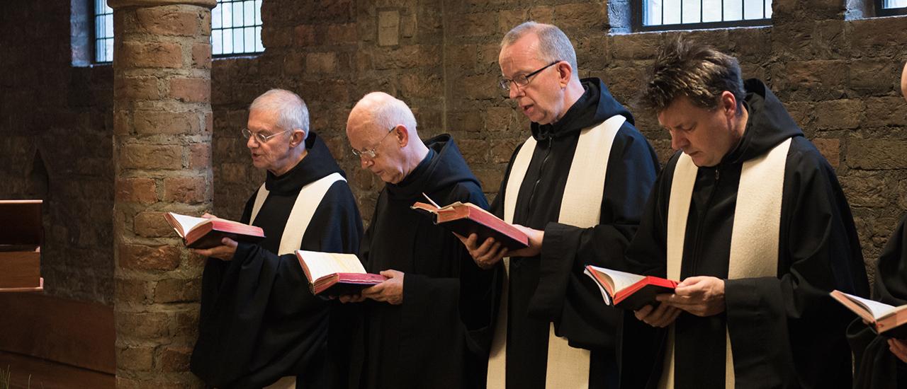 Leven als Benedictijner monnik